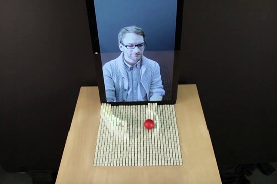 MIT, Dynamic Shape Display