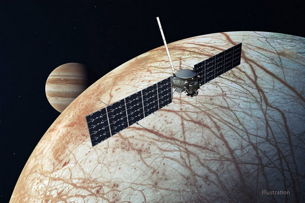 nasa europa clipper mission