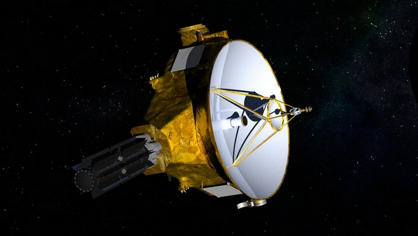new horizons sonda