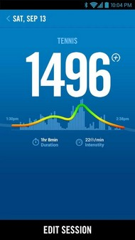 Nike+ FuelBand per Android