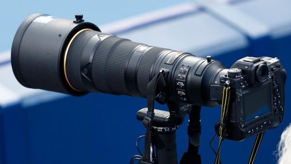 Nikon Z9 mirrorless full frame top di gamma Olimpiadi