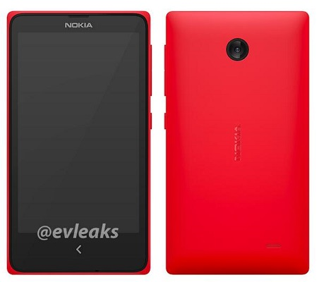 Nokia Normandy, smartphone Android