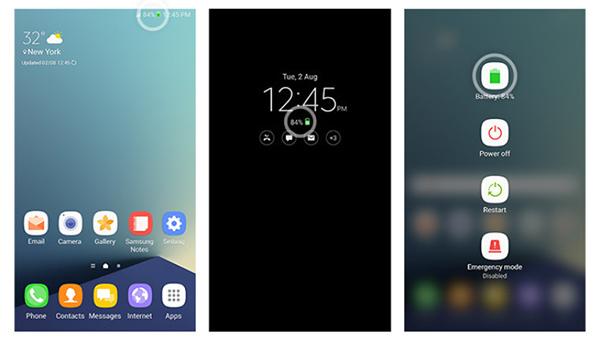 Samsung Galaxy Note7 identificare smartphone sicuri