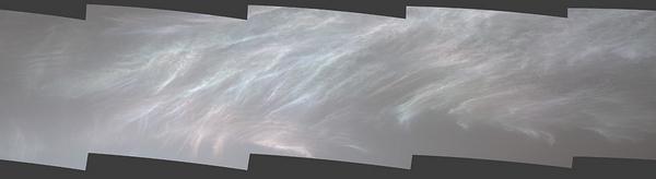 nuvole marte