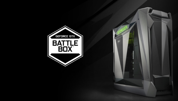 NVIDIA GeForce GTX Battlebox