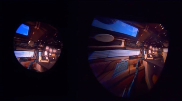 Oculus Half Dome