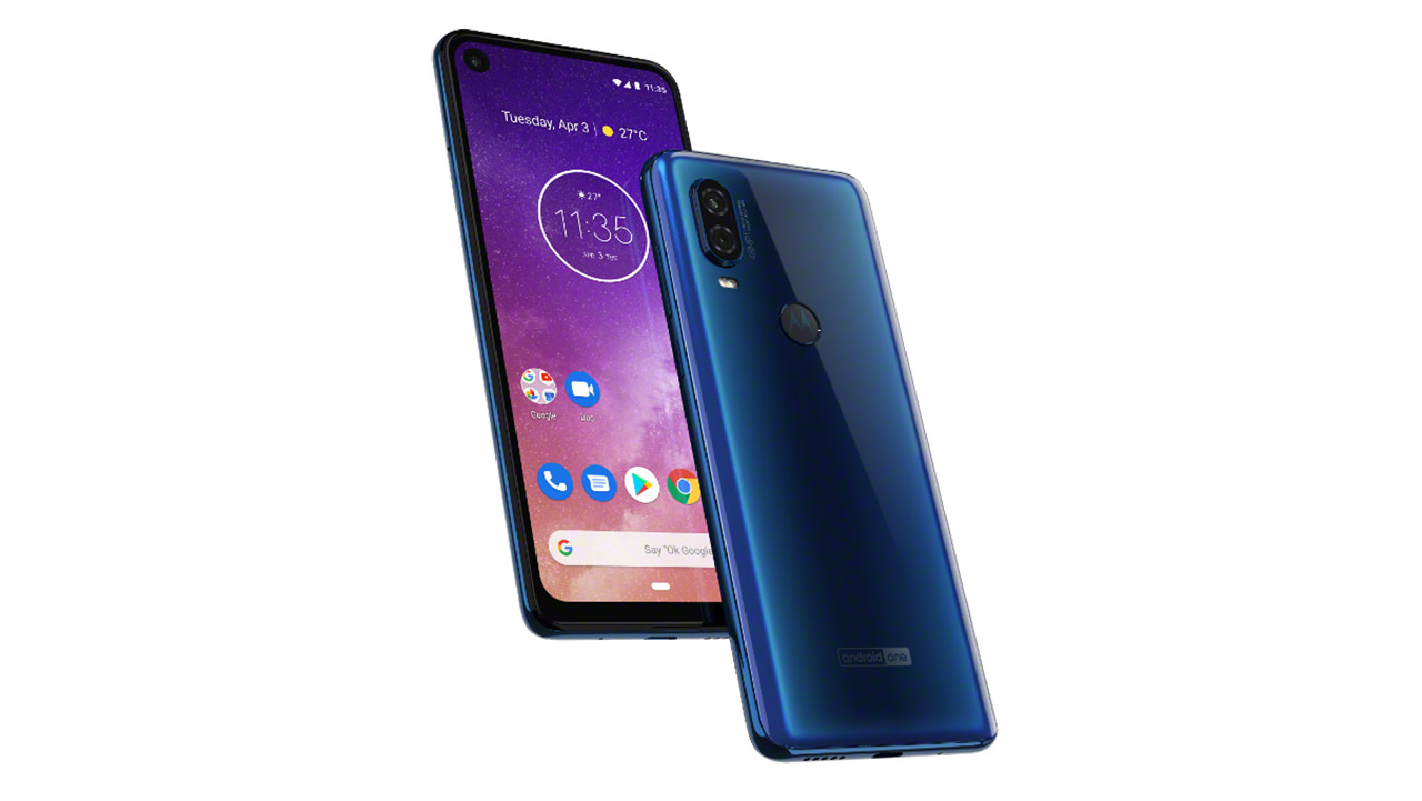 Official Motorola one vision: with pure Android, 48 MP OIS camera for 299 euros. All the details