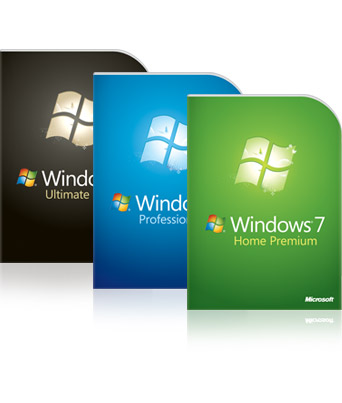 packaging windows 7