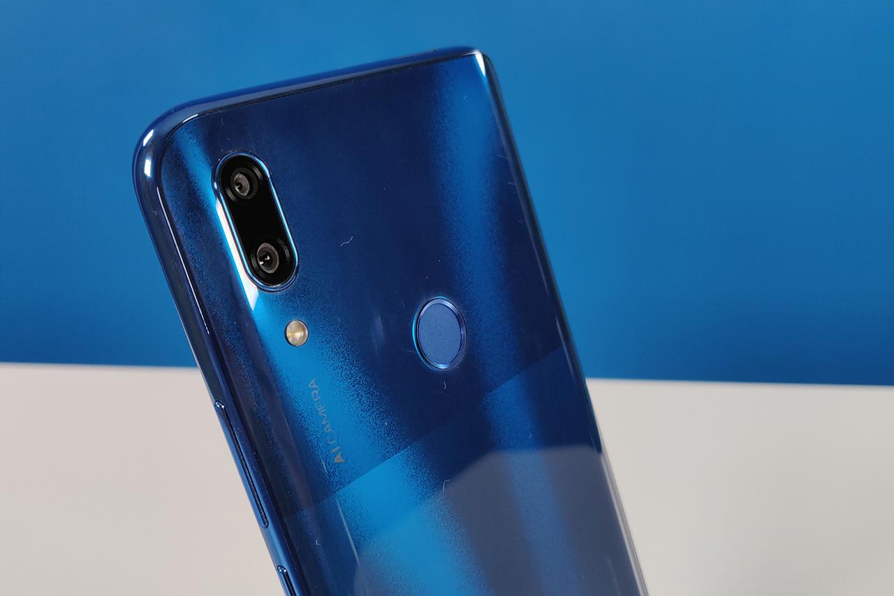 Huawei P Smart Z, primo contatto: fotocamera pop-up, niente