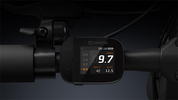 Xiaomi presenta Mi QiCycle, la bicicletta intelligente