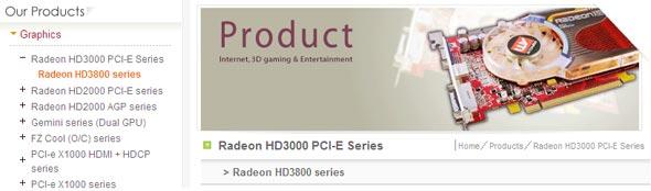HD3800 le nuove RV670