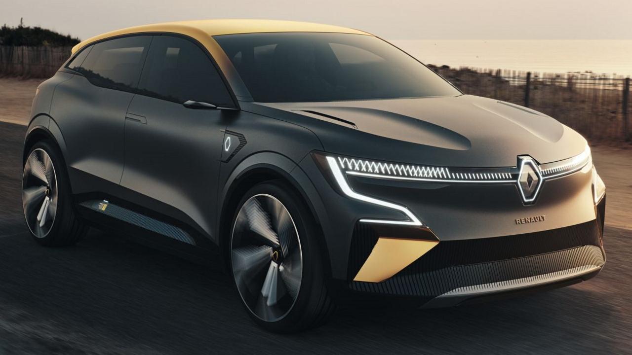 Renault Megane-E