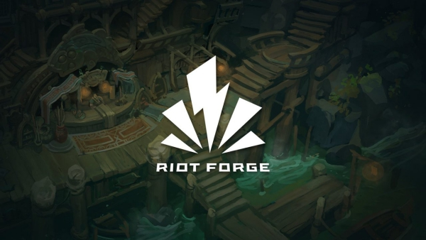 riot forge logo league of legends