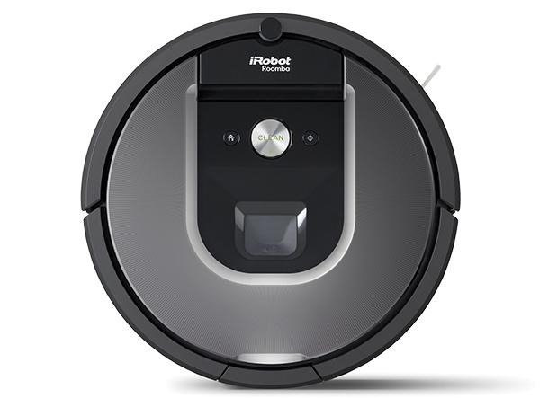 irobot roomba 960 il robot che aspira la polvere e spazza i pavimenti senza fiatare hardware. Black Bedroom Furniture Sets. Home Design Ideas
