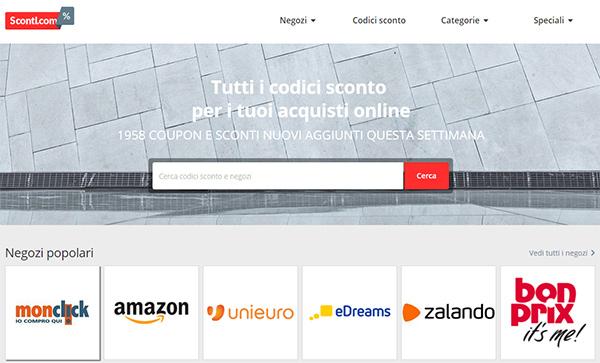 Sconti.com