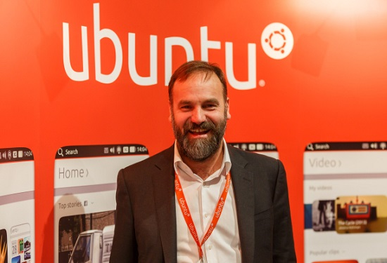 Mark Shuttleworth, CEO Canonical