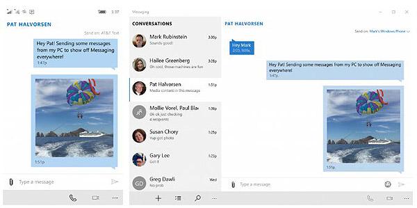 skype messaggi