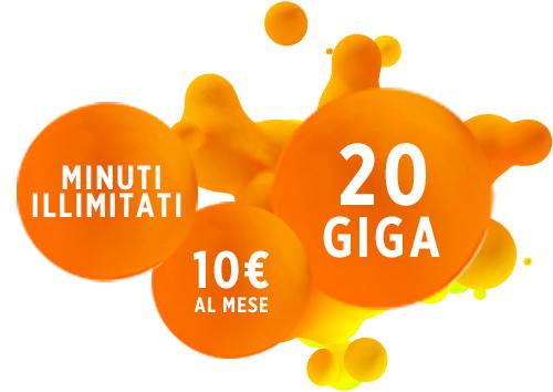 Wind Smart 7 Easy 30: 30 Giga e minuti illimitati a soli 7 euro per chi passa a Wind