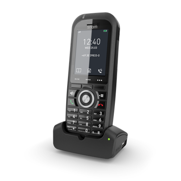 snom_m70 DECT IP Phone