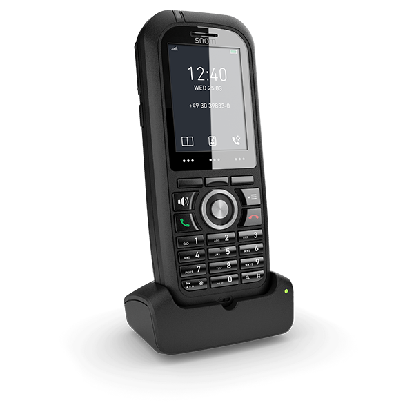 snom m80 DECT IP Phone