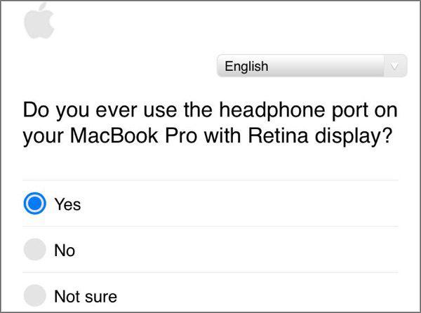 Apple vorrebbe togliere il jack anche dai MacBook