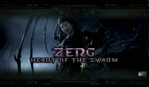 Zerg: Heart of the Swarm