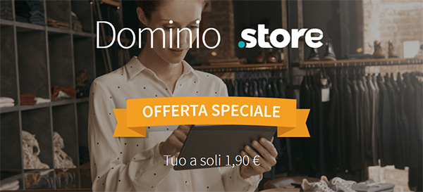 Dominio .shop gratis