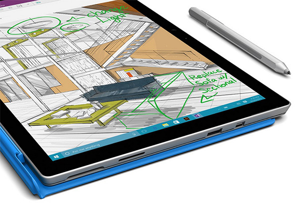 Trapelate le prime specifiche del Microsoft Surface Pro 5