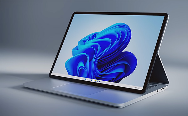 Nuovi Microsoft Surface Laptop Studio