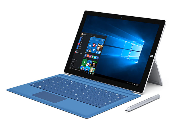 Windows 10 su Surface Pro 4