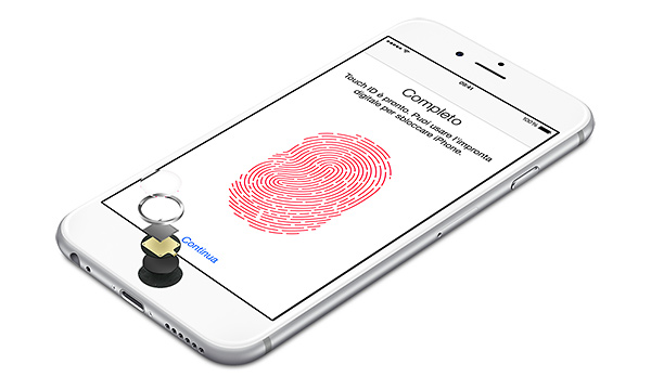 iPhone 6, Touch ID