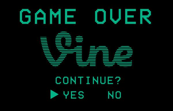 Vine Game Over