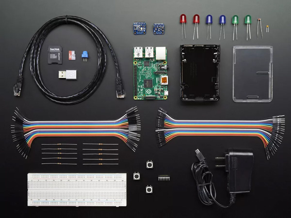 Windows IoT Core Starter Kit
