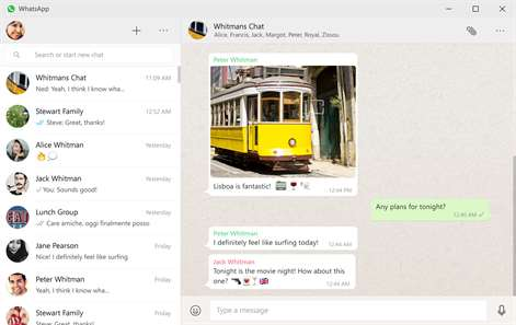Whatsapp sbarca nel Windows Store