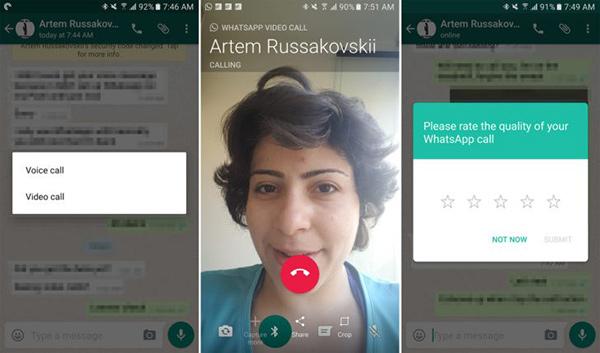 WhatsApp, come provare le videochiamate in anteprima