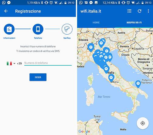 Parte oggi WiFi Italia, la rete WiFi nazionale gratuita