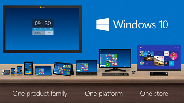 Windows 10 su mezzo miliardo di dispositivi — Microsoft