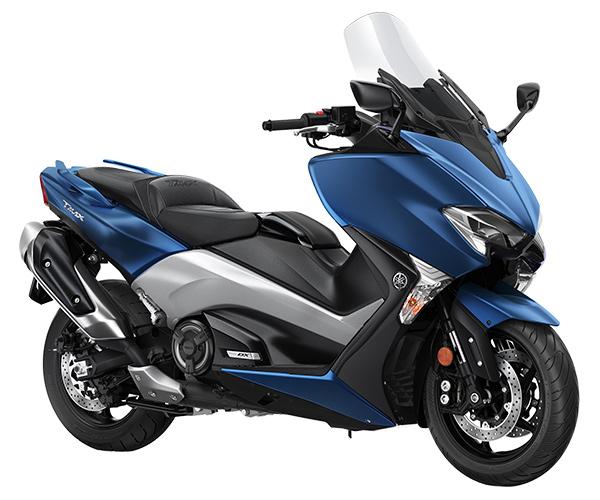 Yamaha TMAX SX e DX