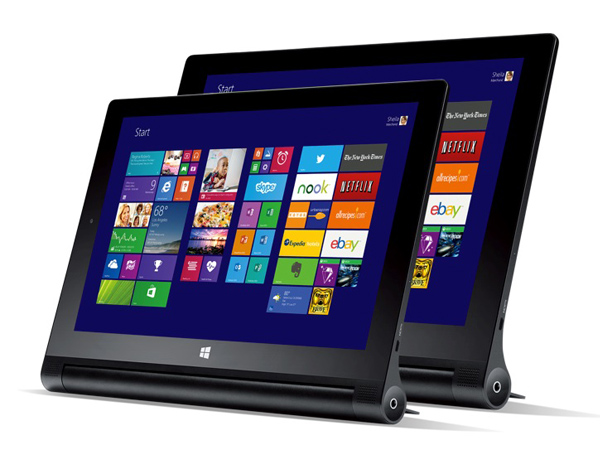 Lenovo Yoga 2 Tablet con Windows