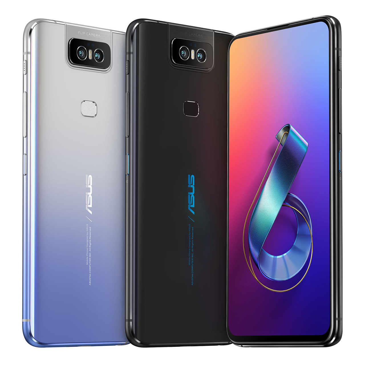 ASUS Zenfone 6 is official: no holes, rotatable camera and 5,000 mAh battery